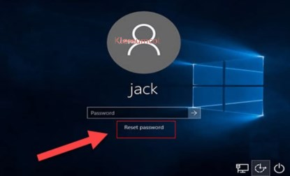 Lupa Password Windows 10